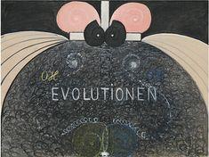 Biografi Hilma af Klint – Moderna Museet i Stockholm Piet Mondrian, Wassily Kandinsky, Abstract Painters, Abstract Art, Abstract Expressionism, Stockholm, Evolution, Hilma Af Klint, Picasso Paintings