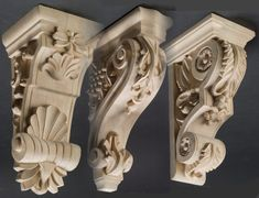 corinthian scroll - Google Search