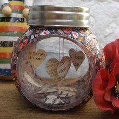 Jar of Hearts £8.00