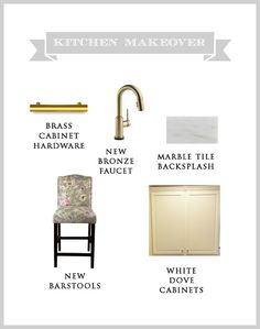 Kitchen Makeover Inspiration
