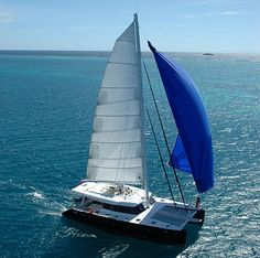 Charter catamaran Sunreef 62, 4+1 cabins, 8+2 berths. Available for charter in Greece, France, and Spain.