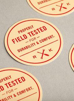 Red Kap Packaging