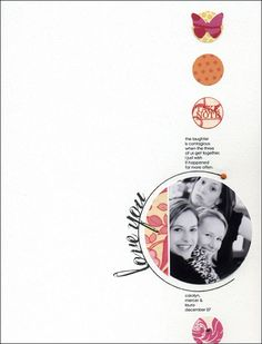 Simple layout by Laura Kurz