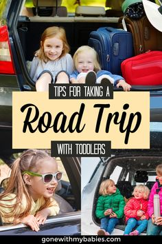 You can make your life a little easier today. Road trips with toddlers can obviously make you stressed beyond beleif, but you can eliviate some of the stress and trouble of road tripping with a toddler. #roadtripwithkids #roadtripwithtoddlers #toddlers #momlife #momhacks #roadtripwithatoddler Travel Tips With Baby, Traveling With Baby, Travel With Kids, Family Travel, Traveling By Yourself, Toddler Travel, Road Trip Snacks, Road Trip Packing, Packing List For Travel