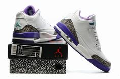 The Air Jordan III was designed by Tinker Hatfield. By that time Michael Jordan was ready to leave Nike, but the Jordan III changed his mind. It was the first Air Jordan to feature a visible air unit on the heel, the new Jumpman logo, an elephant print trim and tumble leather to give it a luxury look.[3] The Air Jordan III was also famous for the humorous ads depicting Spike Lee as Mars Blackmon http://www.cheapjordanmaxshox.com/