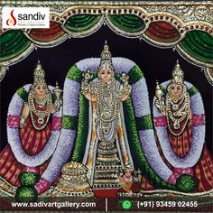 Tanjore Painting, Traditional Paintings, Interesting News, Online Painting, Paintings For Sale, Art Gallery, Colours, 3d, Drawings