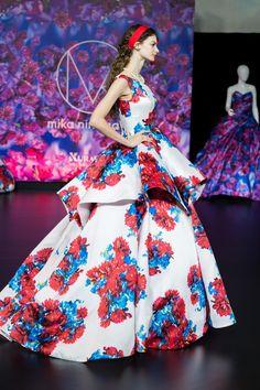 最新コレクションを完全大公開♡蜷川実花デザインのウェディングドレスは第二弾も可愛すぎ*にて紹介している画像