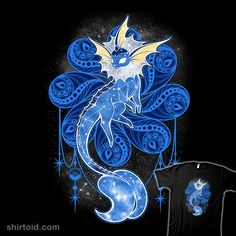 Check out this awesome 'Starry+Water+Sky' design on - Poke Ball : Check out this awesome StarryWaterSky design on Pokemon Memes, Pokemon Fan Art, All Pokemon, Pokemon Fusion, Pokemon Pins, Pokemon Tattoo, Cute Animal Drawings, Cute Drawings, Pokemon Agua