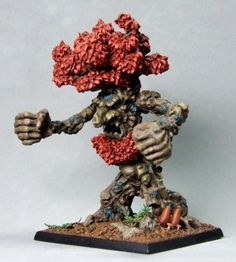 14209: Mossbeard, Elven Monster Reaper Miniatures, Figs, Metal, Painting, Miniatures, Painting Art, Paintings, Painted Canvas, Drawings