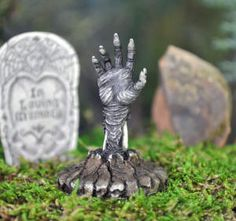 Super Cool New Fairy Garden Halloween Accessories  http://www.magicalomaha.com/FairyDoors.htm