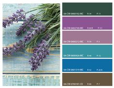 lavender and green color inspirations, lavender, green, and blue color scheme, lavender color inspiration