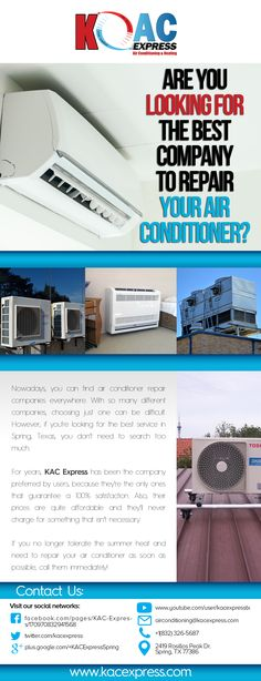 Pin By At Glacial We Provide A Wide Range Of Air Conditioning In