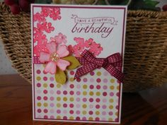 Beautiful Day for a Birthday by mhines - Cards and Paper Crafts at Splitcoaststampers