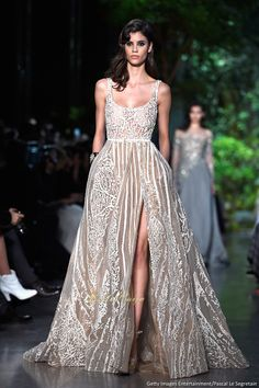 Lebanese Couture 2015 | The latest Elie Saab collection is pure perfection … from tulip ...