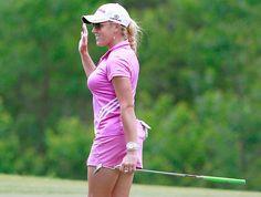 Natalie Gulbis Photos, Most Beautiful Women in Golf Natalie Gulbis, Sexy Golf, Womens Golf Wear, Womens Golf Shoes, Golf Player, Golf Fashion, Golf Outfit, Golf Attire, Ladies Golf