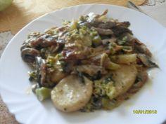 Gnocchi, Grains, Rice, Beef, Chicken, Food, Meat, Essen, Meals