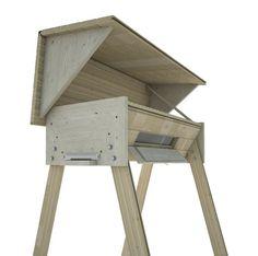 Ruche Brico-Costo - La ruche horizontale à se construire