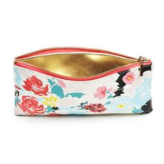 get it together pencil pouch - florabunda