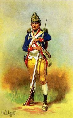 Haslet's Delaware Regiment, 1776