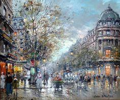 Paris - Grandes Boulevard