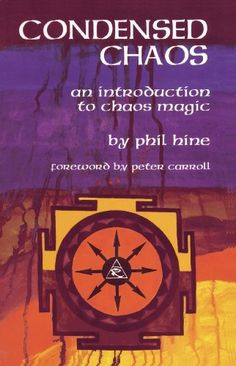 25 best kindle books i want images on pinterest books to read condensed chaos an introduction to chaos magic by phil hine fandeluxe Image collections