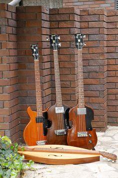 Gibson EB-0 and EB-1