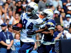 Chargers' Danario Alexander out for year with torn ACL