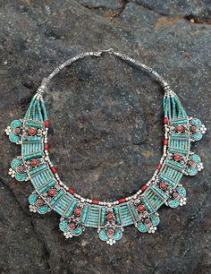 Tibetan Ananda Necklace #SivanaWishes