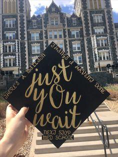 Hamilton Grad Cap Graduation Cap Designs, Graduation Cap Decoration, High School Graduation, Hamilton, Cap College, Grad Hat, Cap Decorations, Cap And Gown, Grad Parties