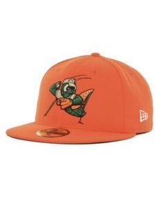 27ce55517d8 New Era Greensboro Grasshoppers Minor League Baseball 59FIFTY Cap   Reviews  - Sports Fan Shop By Lids - Men - Macy s