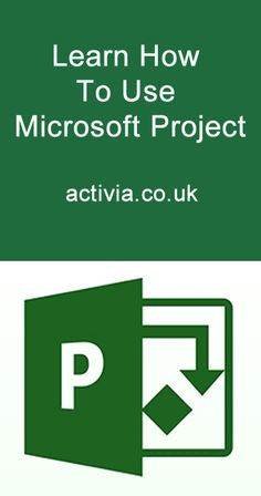 Learn How To Use Microsoft Project. #Microsoft #Project