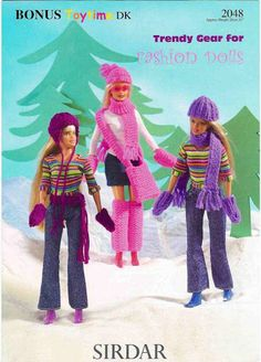 Trendy Gear for Fansions Dolls - mon min - Picasa Web Albums
