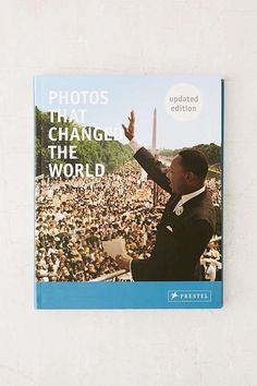 Shop Photos That Changed The World By Peter Stepan at Urban Outfitters today. We carry all the latest styles, colors and brands for you to choose from right here. James Nachtwey, Lewis Hine, Wright Brothers, Refugee Crisis, Personal Library, Reading Rainbow, I Have A Dream, Recent Events, Birthday Wishlist