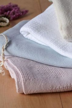 Organic Cotton Baby Blanket