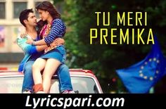 Premika Song Lyrics – Dilwale