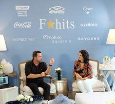 Primeiro bate papo da temporada com o especialista em mercado de luxo Carlos Ferreirinha! Estamos conversando sobre preferências de mercado desejo divulgação... muito interessante! #QGFhits @fhits