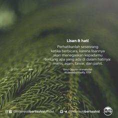 Kendalikan Lisan – Hijrah Link