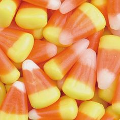 Minute to Win It Candy Corn Stick Up Game - u-createcrafts.com