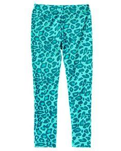 Leopard Legging (Gymboree 3-12y)