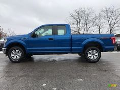 2017 Ford F150 XL SuperCab 4x4 Pickup Ford F150 Xl, Phase 4, Car Colors, Galleries, Lightning, Planes, 4x4, Earth, Trucks