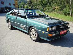 Audi Ur-Quattro. Classic Driver Magazine.