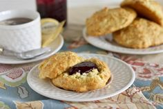 Her Royal Majesty's Recipe for Scones, in honor of the Diamond Jubilee!