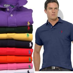 07538b54 Ralph Lauren Small Pony Polo [Available in different sizes and colours.] –  Sandora