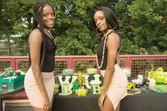 For Pittsburgh native twins Bria and Brandi Sparrow, Wilberforce University in Wilberforce, Ohio is not just a school, but a part of their family's history. While they were growing up, their grandmother, Ladora Jamison, would frequently tell the twins stories of her experience and gift them with Wilberforce merchandise.