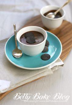 chocolate creme brulee, from www.bettybake.co.za (gluten-free recipe)