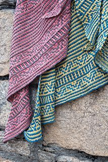This pattern is part of a collaboration with Miss Babs and Jennie the Potter! Kits are on sale on the Miss Babs website!