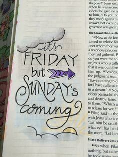 Good Friday - Bible Journaling by Nola