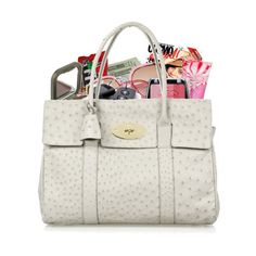 Premade Bag by ღƬorieلohnsonღ ❤ liked on Polyvore featuring bags, premades, purses, premade bags and shopping bags