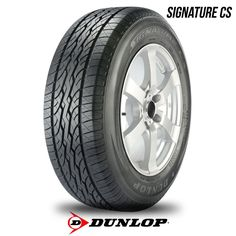 Dunlop Signature CS 225/70R16 103S BW 225 70 16 2257016 60K Warranty