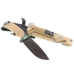 Dudes Word of the Day: Surviv-All. The action-packed knife is also a Deal of the Day at 26% off retail value. Stat Gears Surviv-All Knife begins with a no-slip rubber grip and extends through multiple tricks of the outdoor trade to the tip of its 44